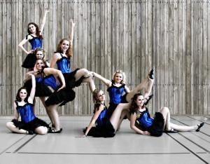 Tanzgruppe Fantasy