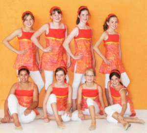 Tanzgruppe Papillion